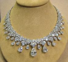 Diamond Necklace: Trend History