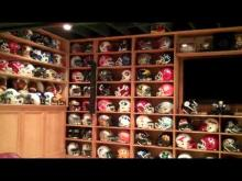 Football Helmet Collections - The Latest Rage in Collectible Sports Memorabilia