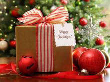 Как создать сувенир из бисера к Новому году?