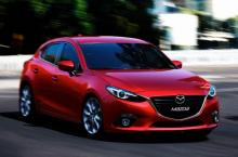 "Тест популярного автомобиля ""Mazda 3""."