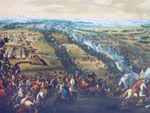 Полтавская битва. Роковое сражение