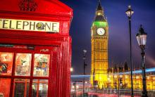 great britain - big ben, london