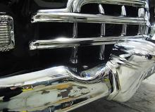 Хромирование - надежная защита металлических частей автомобиля