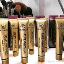 Чистая кожа с брендом dermacol makeup cover
