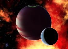 Ученые случайно засекли в космосе «экзолуну»