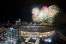 Стадион «Олимпийский», Киев