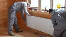 Работа мастер по установке, ремонту радиаторов отопления