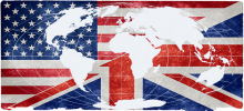 Why English became prevailing language in the world?